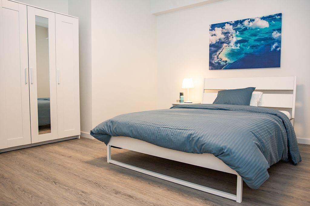 Furnished double bedroom (A) – spacious duplex   Kirchberg, 1b rue Kirchberg - 'CEZANNE'-1