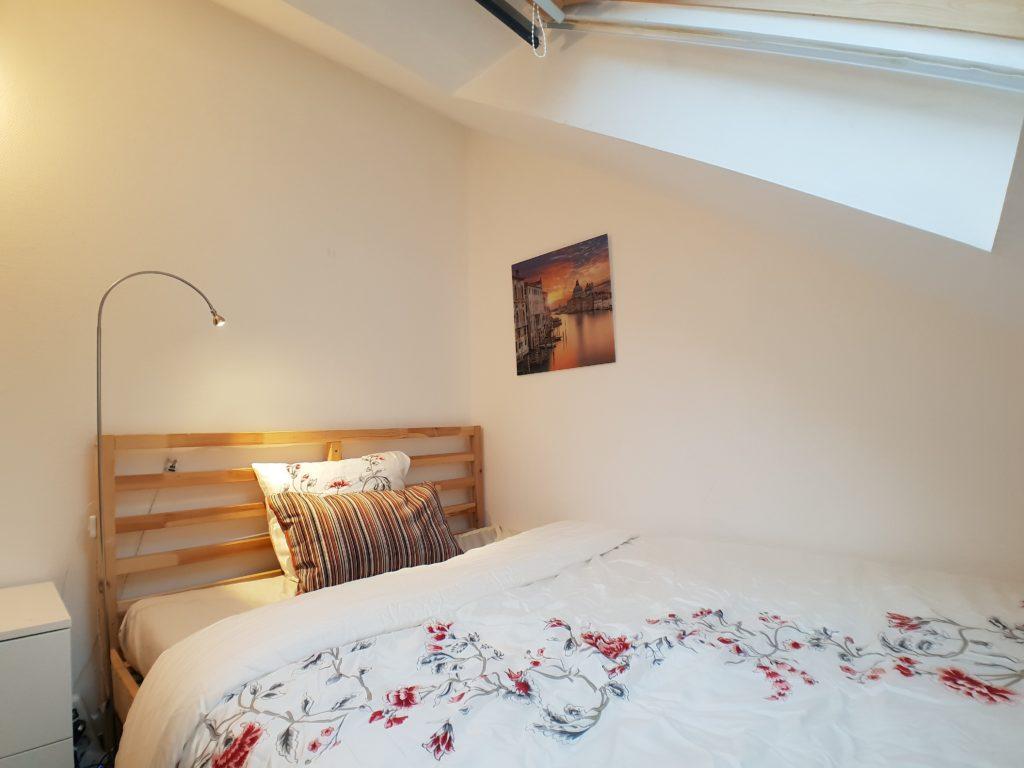 Furnished double bedroom + office (D) – modern duplex | Kirchberg, 5, rue de Kirchberg - 'MONET'-1