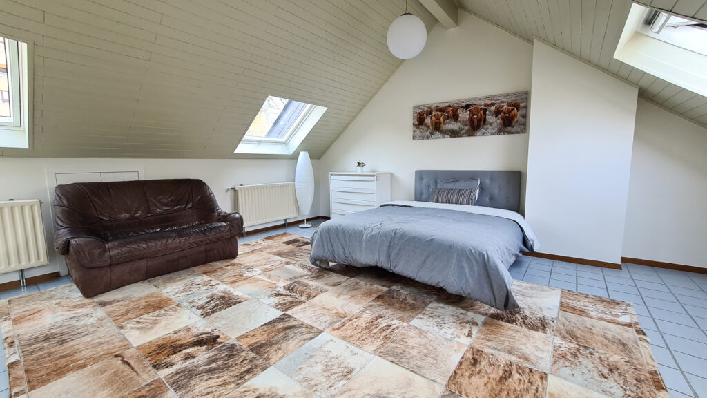 Studio-room ensuite (F) – brand new high-end triplex   Strassen/ Belair, 27 Val Fleuri - WARHOL-1