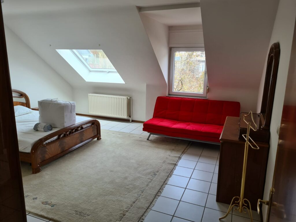 Master Bedroom (C) +private Jacuzzi – Triplex | Strassen/Belair, 27 Val Fleuri - WARHOL-1